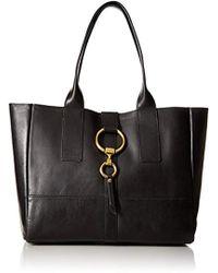 Frye - Ilana Harness Shopper Leather Tote Bag - Lyst