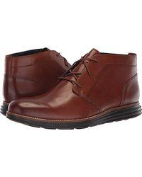 Cole Haan Original Grand Chukka Boot - Brown