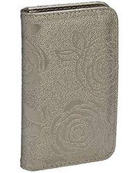 Buxton - Snap Card Case - Lyst