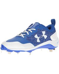 Under Armour - Yard Low St Baseball Shoe - Lyst