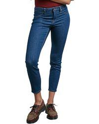 Volcom Junior's Liberator Legging Fit Jean - Blue