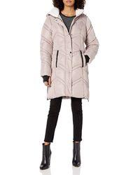 Steve Madden Puffer Jacket - Pink