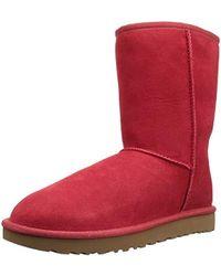 f50613dd1ac UGG Chaney Buckle Boots in Brown - Lyst