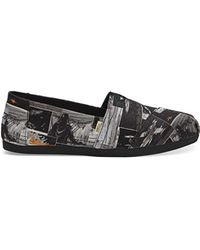 TOMS - Seasonal Classics Slip On Shoes - Lyst