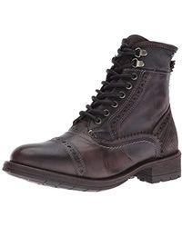 addb300f866 Steve Madden Bronxxx Chukka Boots in Black for Men - Lyst