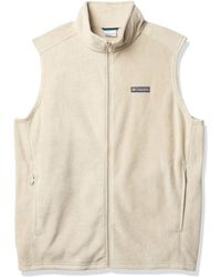 Columbia Steens Mountain Vest - Natural