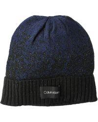 Calvin Klein A8KH4828 Kopfbedeckung - Blau