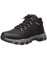 Skechers - Selmen-walder Lace Up Boot Hiking - Lyst