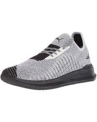 PUMA Avid Evoknit Sneaker - Black