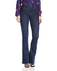 M.i.h Jeans - Bodycon Marrakesh High Rise Flare Slim - Lyst