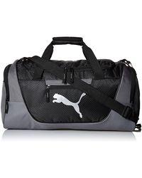 PUMA Mens Evercat Contender 3.0 Duffel Bags - Black
