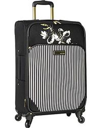 Vince Camuto - Expandable Spinner Carry On Suitcase - Lyst