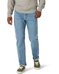 Wrangler Indigood Regular Taper Jean - Blue