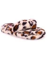 Betsey Johnson Slip On Slipper - Multicolor