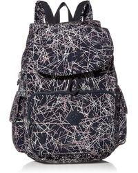 Kipling City Pack Medium Backpack - Blue