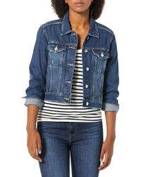 PAIGE Relaxed Vivienne Jacket - Blue
