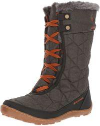Columbia Minx MID ALTA Omni-Heat Snow Boot - Multicolore