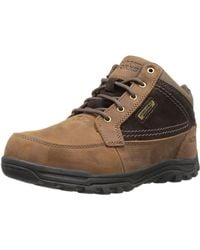 Rockport - Work Trail Technique Mid Rk6671 Industrial And Construction Shoe - Lyst