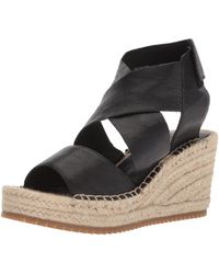 Eileen Fisher Willow Wedge Shoes - Black