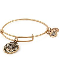 ALEX AND ANI - S Mother Of The Groom Ewb Bangle Bracelet - Lyst