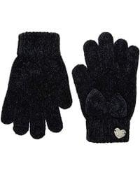 Betsey Johnson - Bownanza Gloves - Lyst