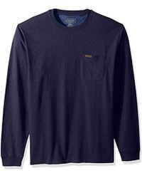 Pendleton - Long Sleeve Deschutes Pocket T-shirt - Lyst
