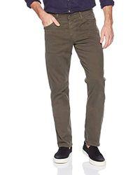 AG Jeans The Graduate Tailored Leg Sud Pant - Gray
