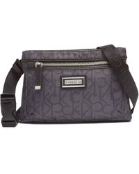 Calvin Klein Key Item Belt Bag - Schwarz