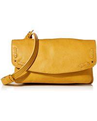 Lucky Brand Lucky Kibo Convertible Wallet - Yellow