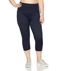 Spanx - Active Compression Cropped Leggings - Lyst
