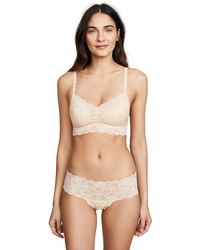 Cosabella - Never Say Never Padded Soft Bra Sweetie - Lyst
