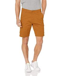 Dockers Straight Fit Cargo Short - Brown