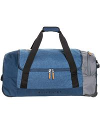 Quiksilver New Centurion Luggage Roller - Blue