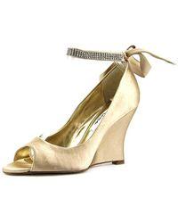 Nina Womens Emma-ys Ballet Flat - Metallic