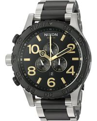 Nixon A3251044 – Wrist Watch - Metallic