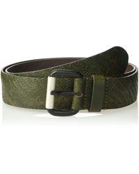 DIESEL STRIP - belt - Grün