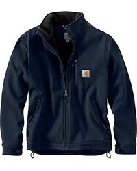 Carhartt Big & Tall Crowley Jacket - Blue