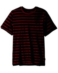 Lee Jeans Short Sve Crew Neck Tee Shirt - Black
