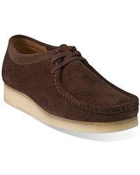 Clarks - Wallabee Shoe - Lyst