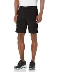 Izod Golf Swingflex Cargo Short - Black