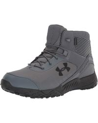 Under Armour Valsetz Rts 1.5 5-inch Waterproof Military And Tactical Boot - Black