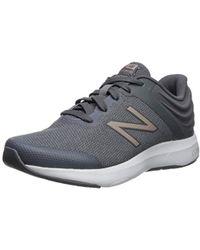 1b037d576f7 New Balance - Ralaxa V1 Cush + Walking Shoe Lead champagne  Metallic gunmetal 6