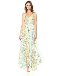 40eea2e3139 Yumi Kim Peace And Love Maxi Dress - Ruby Romance - Lyst