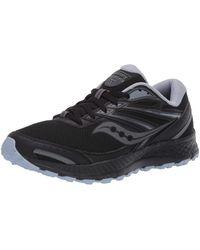 Saucony Cohesion Tr13 Walking Shoe - Black