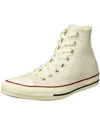 Converse - Unisex Chuck Taylor Perforated Stars High Top Sneaker - Lyst