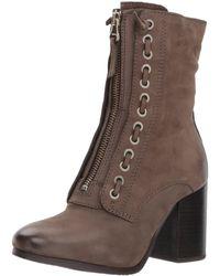 Miz Mooz Nikita Fashion Boot - Brown