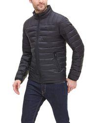 Dockers The Noah Classic Ultra Loft Packable Puffer Jacket - Black
