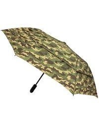 London Fog - Windguard Sport Auto Open Close Umbrella - Lyst