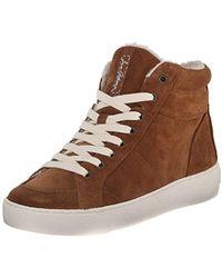 Sam Edelman Britt Fashion Sneaker - Brown