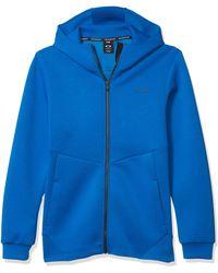 Oakley Enhance Qd Fleece Jacket 9.7 Giacca - Blu